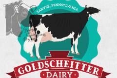 Goldscheitter-Dairy